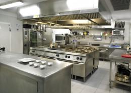 Cocina Hotel Barceló IGR Hostelería