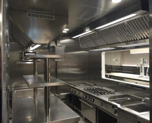 Zona cocina vista